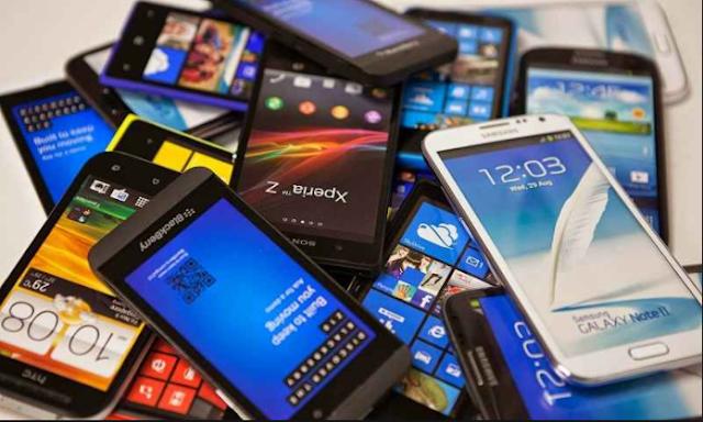 Cara merawat ponsel