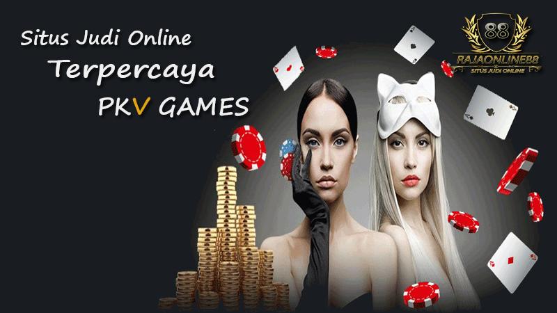 Situs Judi Online Terpercaya Server PKV Games