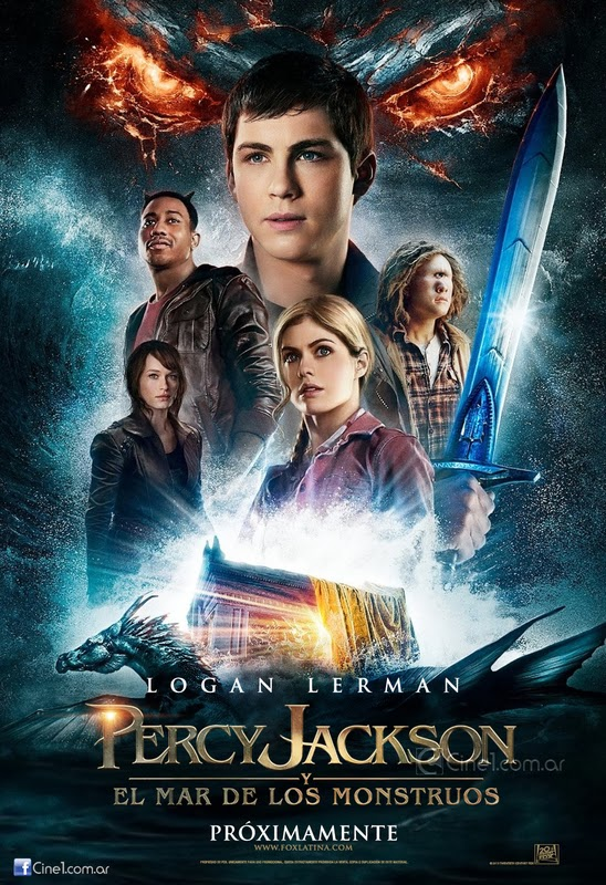 Percy Jackson: Sea of Monsters (2013) ταινιες online seires oipeirates greek subs