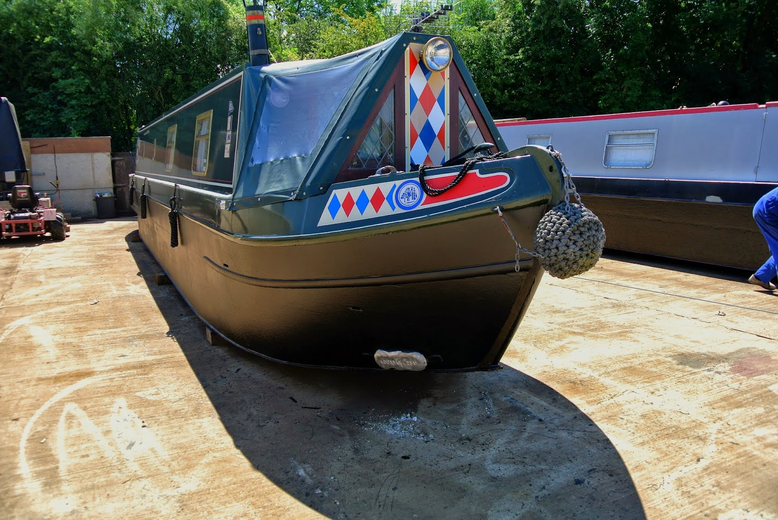 A Narrowboat Called Bunbury