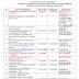 SSC Revised Exam Calendar 2018-2019 PDF Download
