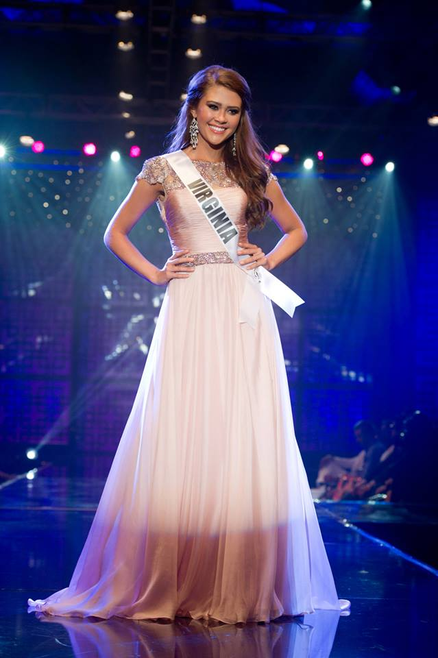 SASHES AND TIARASMiss Teen USA 2013 Preliminaries