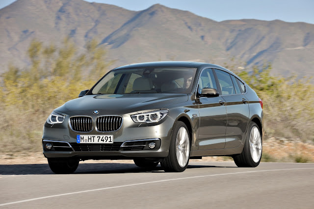 2014 F10f07 Bmw 5 Series And Gt Lci Officially Released Bmw Markham