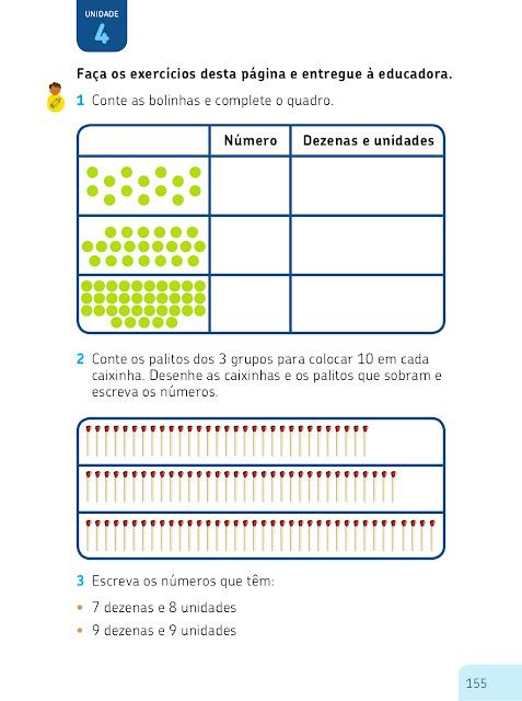 Avaliação Escrever Números