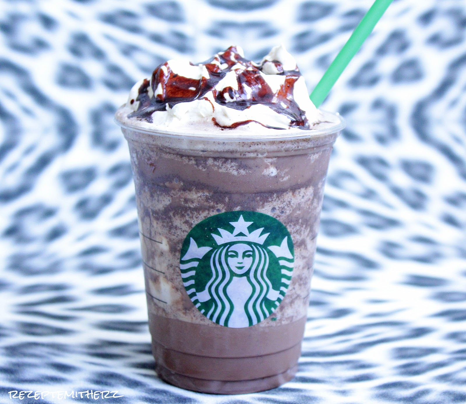 Double Chocolate Chip Frappuccino,Frappuccino,Starbucks Copycat ...