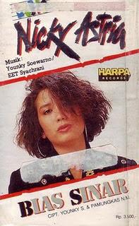 Nicky Astria - Bias Sinar ( Karaoke )