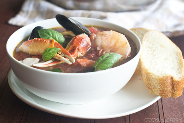 Cioppino in 15 Minutes by Cook the Story