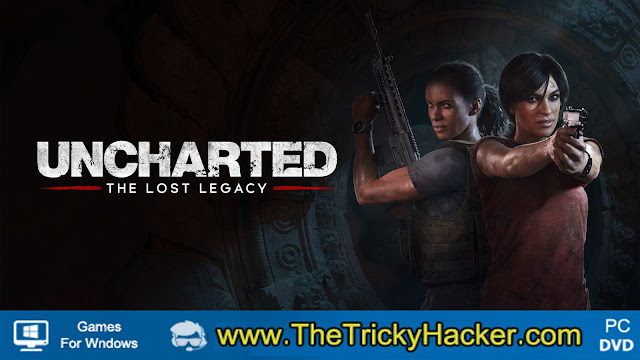 Uncharted The Lost Legacy Free Download Full Version Game PC