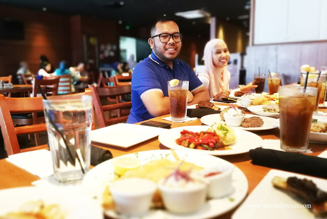MENU LUNCH TERBARU TONY ROMA'S