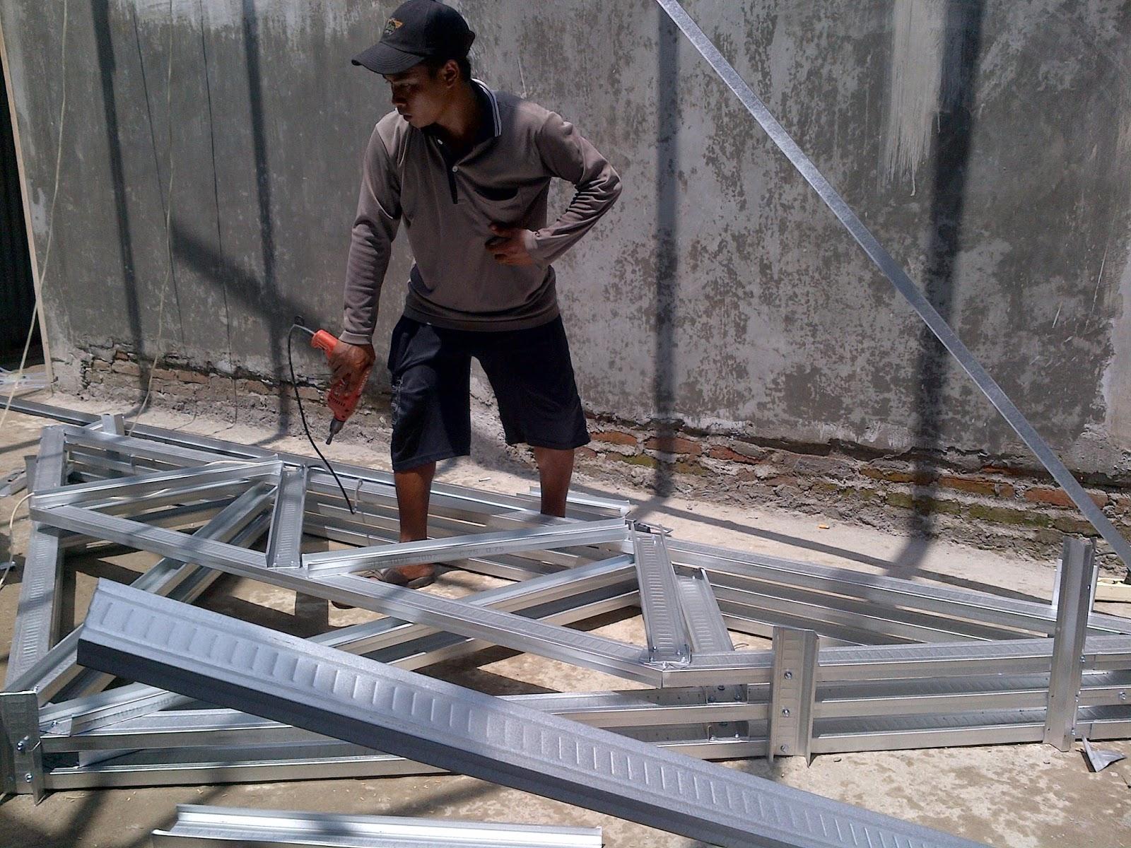 baja ringan ibi truss desain bangunan, kontraktor,suplier dan aplikator ...