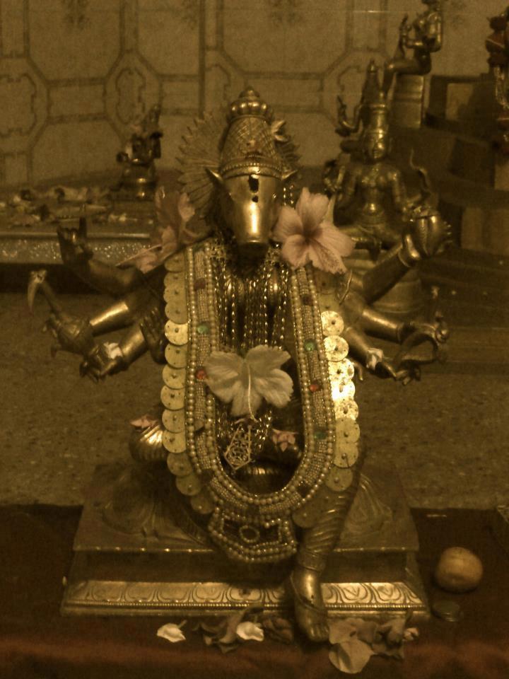 Amritananda Natha Saraswati: Varahi Puja