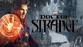 Dr. Strange Marvel Benedict Cumberbact