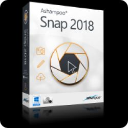 تحميل Ashampoo Snap 2018 مجانا احدث اصدار لتصوير الشاشة مع كود التفعيل
