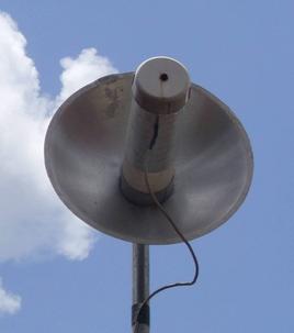 antena wajan bolic