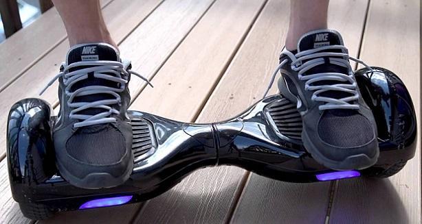 Las patinetas hoverboards o tablas electricas siguen explotando