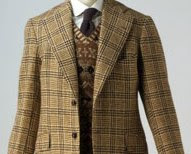 Suit with woolen pullover - Victoria & Albert Museum