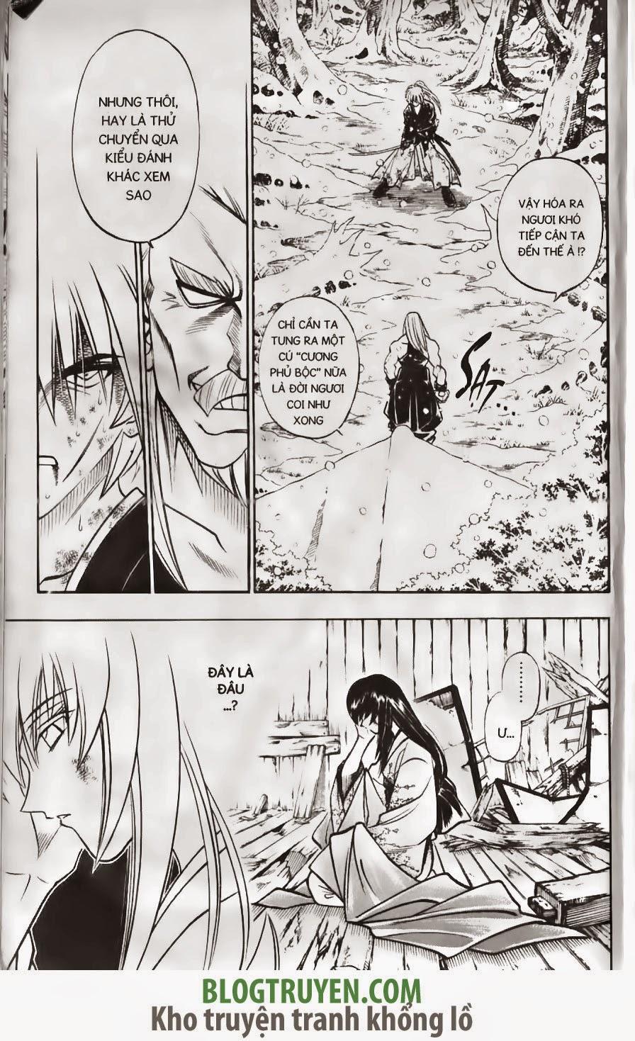 Rurouni Kenshin chap 178 trang 5