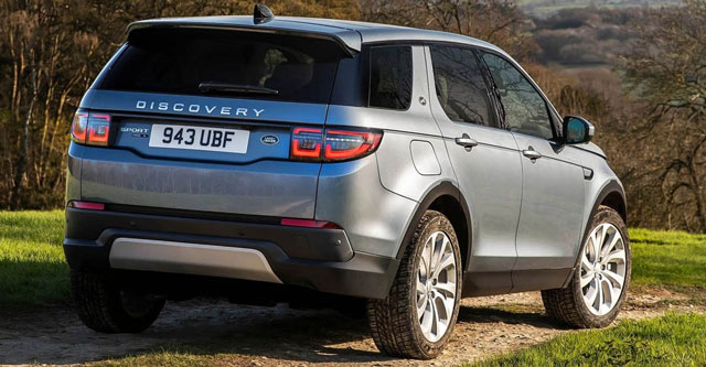 2020 Land Rover Discovery Sport preview - Motor Authority