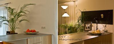 DIY - Magnettafel - selbst herstellen