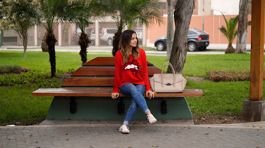 OUTFIT DEL DÍA: RED LIPS