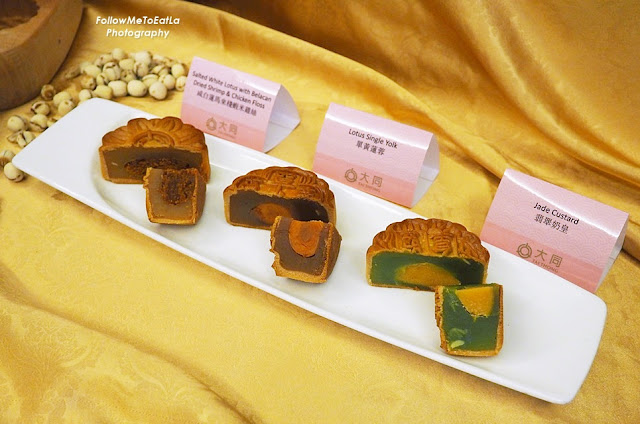 TAI THONG MOONCAKES For Mid-Autumn Festival Celebration 2017