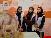 Para Siswi Asal Uni Emirat ini Ciptakan Alat Pelacak Unta yang Hilang Pertama di Dunia