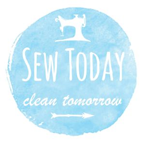 Sew Today, Clean Tomorrow