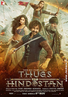Thugs of Hindostan First Look Poster 6