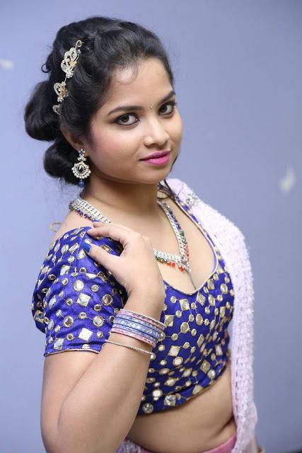 Sirisha Dasari Stills At Manyam Movie Audio Launch