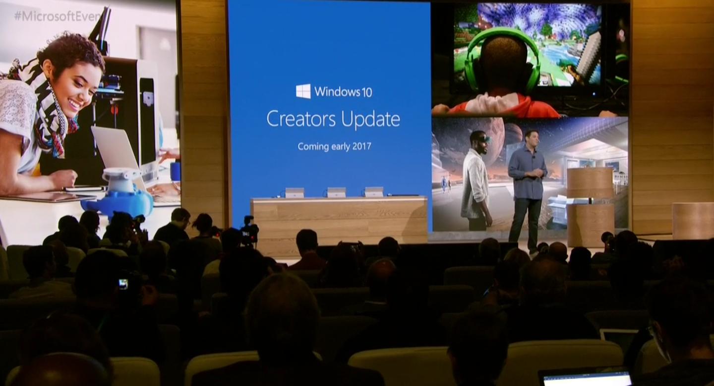 Windows 10 Redstone 2 sarà Creators Update; a Marzo per tutti   Video e Download App Paint 3D Studio HTNovo