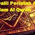 100 Dalil Perintah Allah SWT di Dalam Al Quran