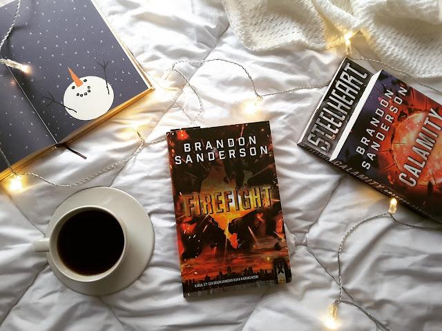 Firefight brandon sanderson