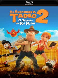 As Aventuras de Tadeo 2 – O Segredo do Rei Midas 2018 Torrent Download – BluRay 720p e 1080p Dublado / Dual Áudio
