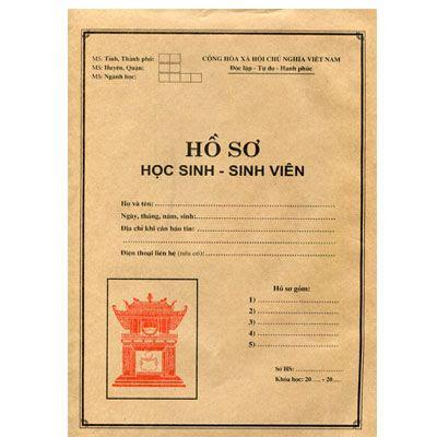 In túi đựng hồ sơ giá rẻ tại Hà Nội