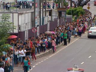 Desemprego no Brasil aumenta e registra maior taxa desde 2012