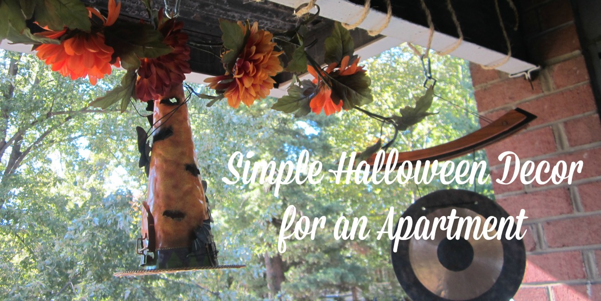 Reviews Chews &amp How Tos: Simple Halloween Decor - Basic Halloween Decorations