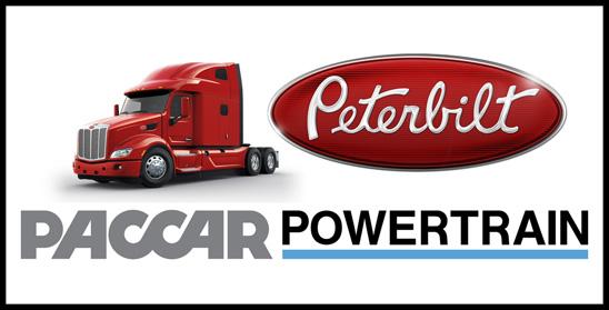 Peterbilt Motors Company and PACCAR Powertrain