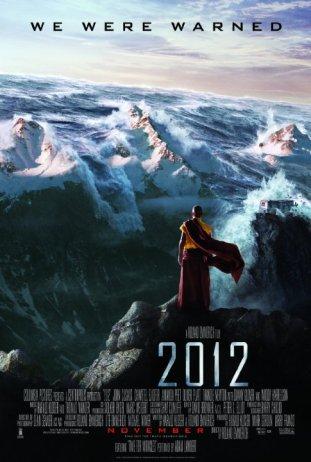 2012 (2009) HINDI DUBBED 720P BLURAY BRRIP 1GB