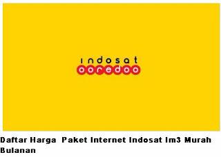 akan dimanjakan dengan banyaknya jenis paket internet indosat yang bisa kamu pilih pada s Daftar Harga Paket Internet Indosat Im3 Murah Bulanan Terbaru April 2020