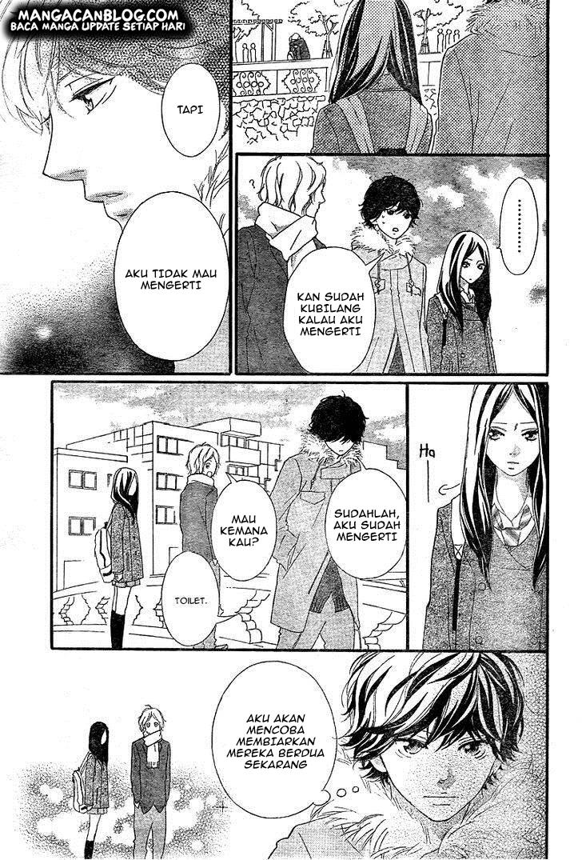 Ao Haru Ride Chapter 38-21