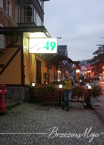 Central Bar Karpacz restauracja