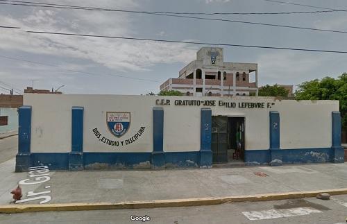Escuela JOSE EMILIO LEFEBVRE FRANCOEUR - Moche