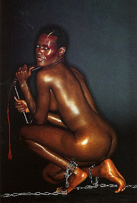 grace jones fetish bdsm pop sadomasochism