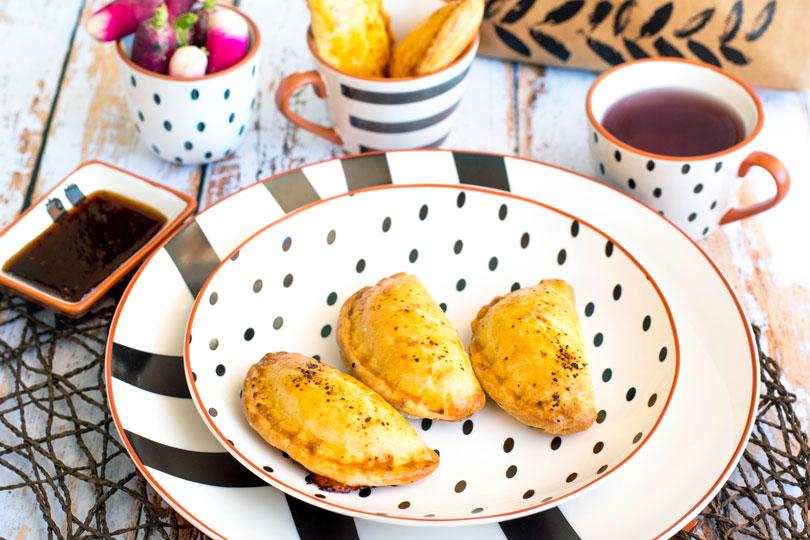 recette Empanadas endives et ossau iraty