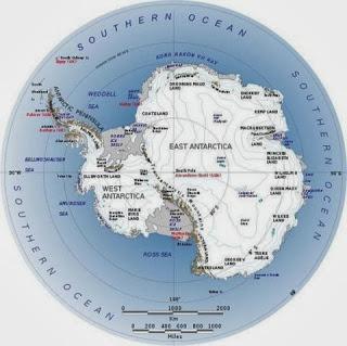 Működő vulkán a Déli-sarkvidéken