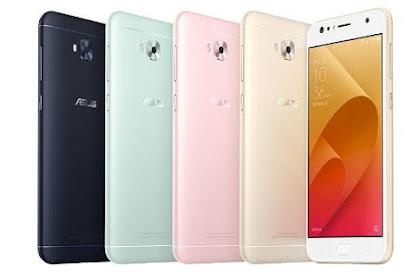 Asus Zenfone 4 Selfie akan diperbarui ke Android 8.1 Oreo