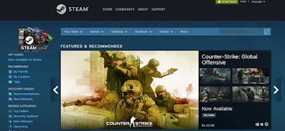 Cara Redeem Steam Wallet Code