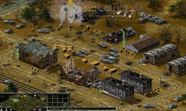 تحميل لعبة الحرب العالمية الثانية 2