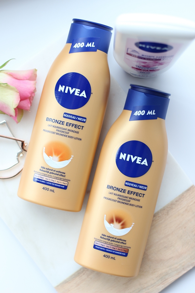 Nivea Bronze Effect