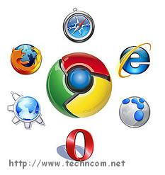 Top 3 Fastest Internet Browsers